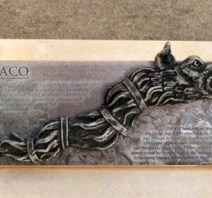 Ornament Draconul Dacic (Dacia-Art.ro)