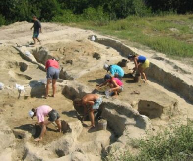 Ialomita - Sat preistoric 6500 de ani - Popina-Bordusani